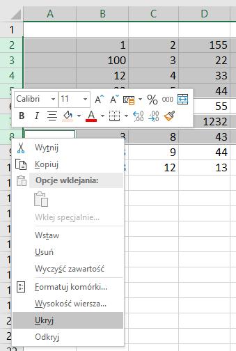 Excel - poradnik bez opłat