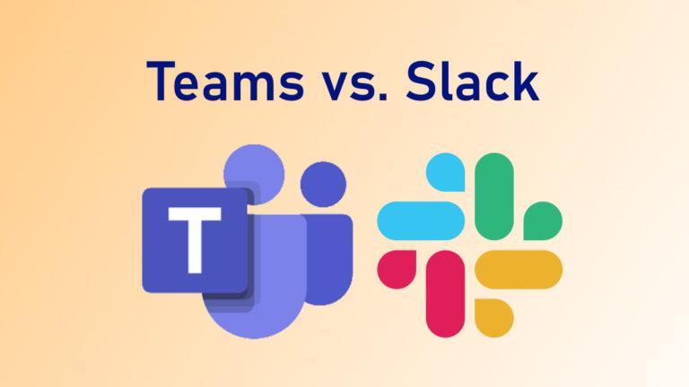 Teams kontra Slack: dwa razy więcej firm używa komunikatora Microsoft.