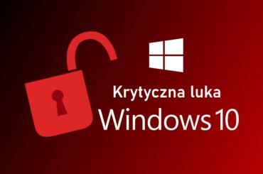 Luka w Windows- zainstaluj aktualizację