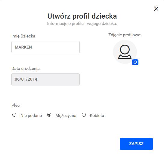 Profil dziecka - ochrona rodzicielska na Androidzie i PC