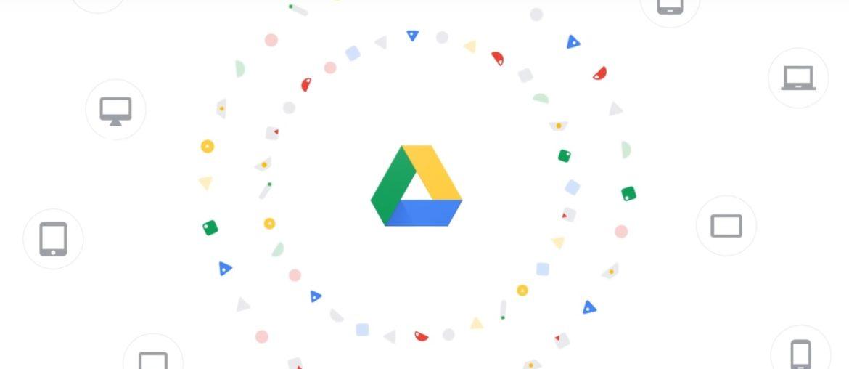Jak działa Dysk Google