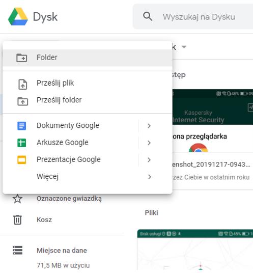 Dysk Google - jak działa?