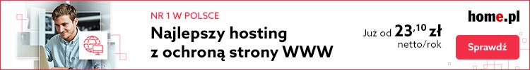 Tani hosting WWW z ochroną