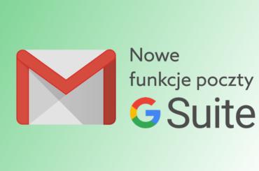 Gmail otrzymuje nowe funkcje od Google