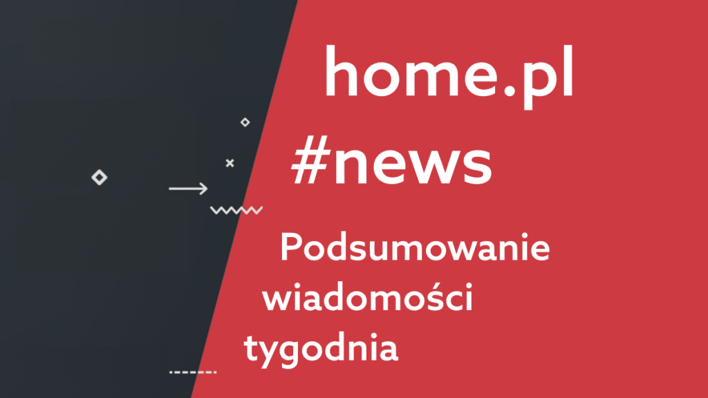 home.pl news - kanał Youtube