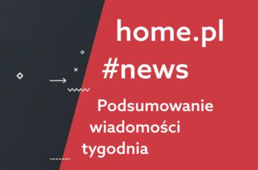 home.pl news - kanał Youtube