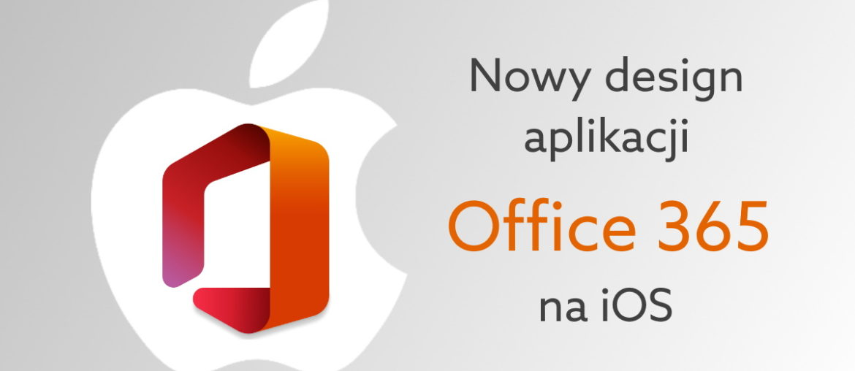 Nowe aplikacje Office 365
