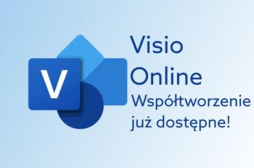 Visio Online z współtworzeniem jak Office