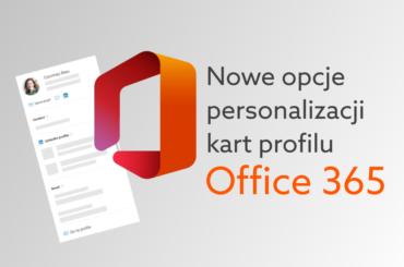 Nowości w office 365