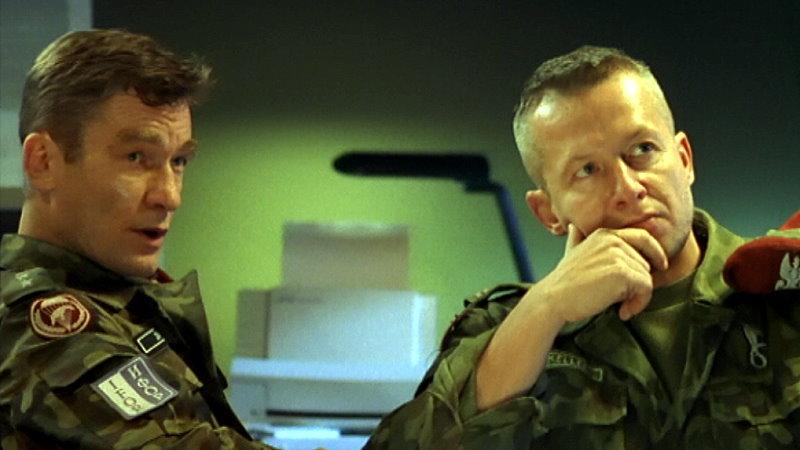 Polski film wojenny - Demony wojny wg Goi
