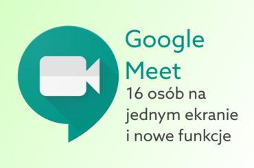 Jak zobaczyć więcej osób w Meet?