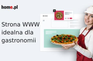 Tworzenie stron internetowych dla gastronomii