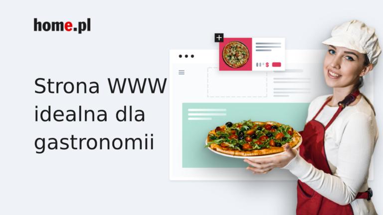 Jak stworzyć stronę internetową dla gastronomii?