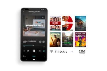 Hosting z Tidal i CDA Premium