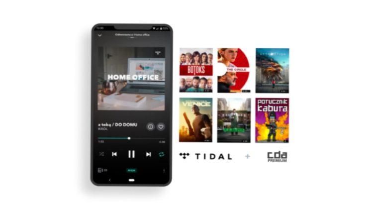 Hosting z dostępem do CDA Premium i TIDAL Premium w pakiecie – łączymy biznes i rozrywkę