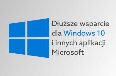 Koniec wsparcia technicznego Windows 10