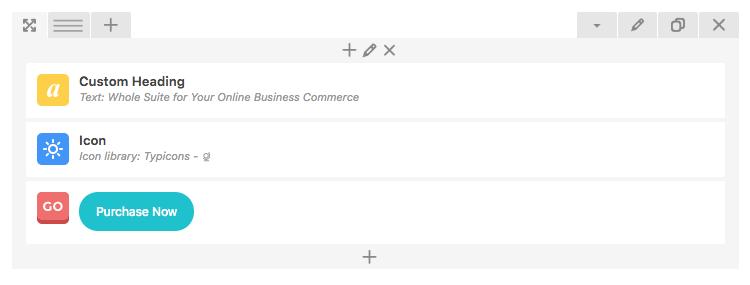 WPBakery Page Builder - edytor stron do WordPressa