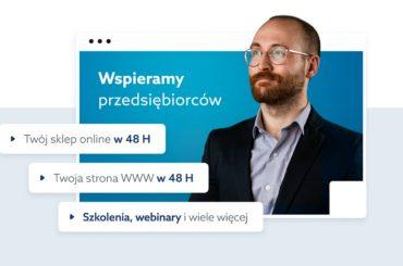 Wsparcie dla firm podczas pandemii koronawirusa - pakiet home.pl
