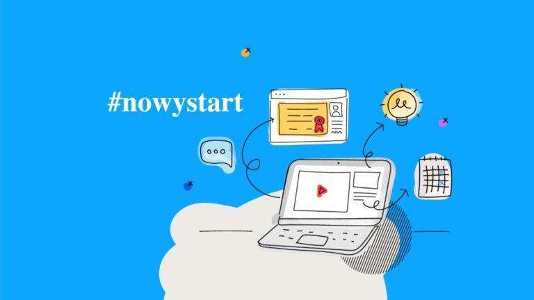 Darmowe kursy online od home.pl – zarejestruj się na #nowystart i zyskaj nowe umiejętności