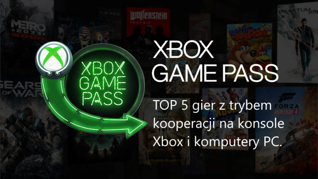 najlepsze gry z kooperacją na Xbox Game Pass