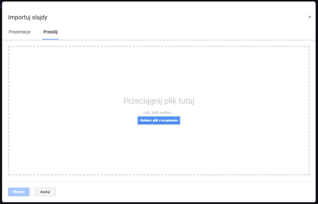 Jak edytować prezentację Microsoft PowerPoint w Prezentacjach Google?
