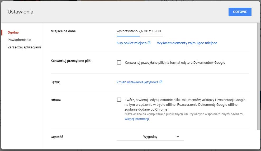 Czy można pracować offline w dokumentach Google?
