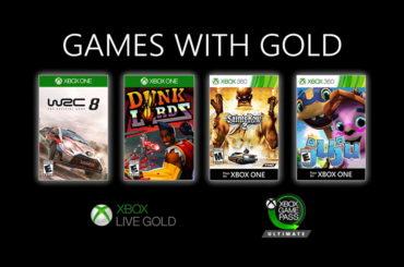 Darmowe gry Xbox Live Gold lipiec 2020