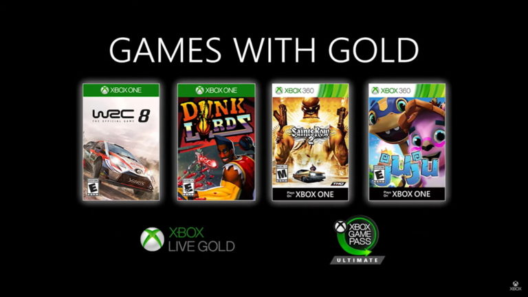 Games with Gold: lipiec 2020. Darmowe gry na Xbox Live Gold