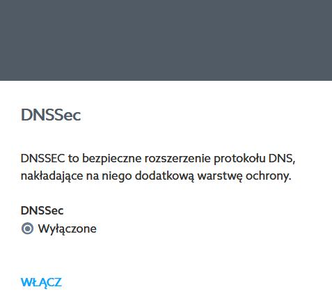 Zabezpieczanie nazwy domeny przez DNSSEC