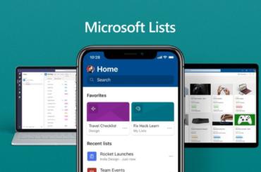 Microsoft Lists znajdziesz w pakiecie Microsoft 365 od home.pl