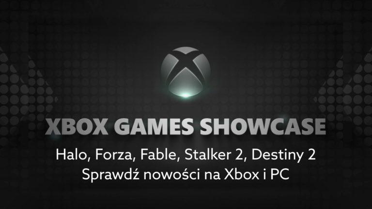Podsumowanie lipcowego Xbox Games Showcase. Zobacz zwastuny i gameplay na Xbox Series X