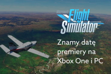 Xbox One - kiedy premiera Flight Simulator?