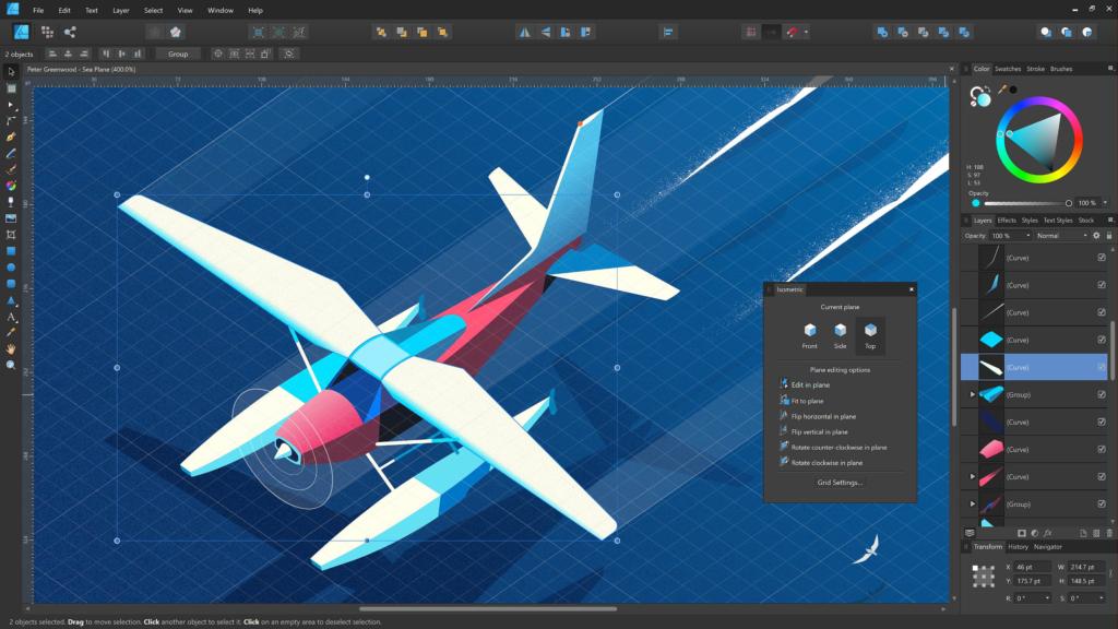 Alternatywa dla Adobe Illustrator