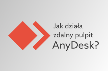 zdalny pulpit w AnyDesk