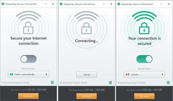 Czy Kaspersky ma darmowy VPN?