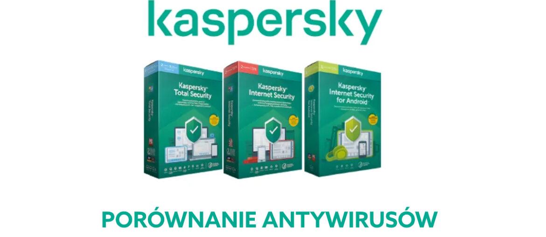 Który antywirus Kaspersky wybrać - porównanie rozwiązań do ochrony antywirusowej