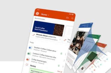 Instrukcje jak korzystać z aplikacji mobilnych office
