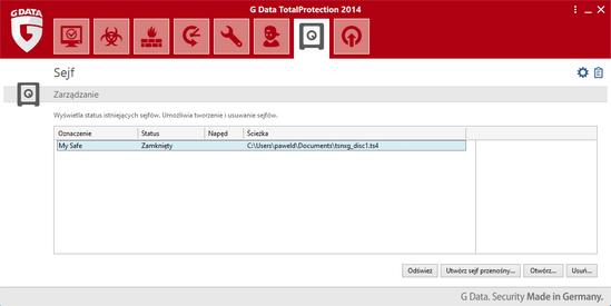 Szyfrowanie plików w Windows za pomocą programu antywirusowego.