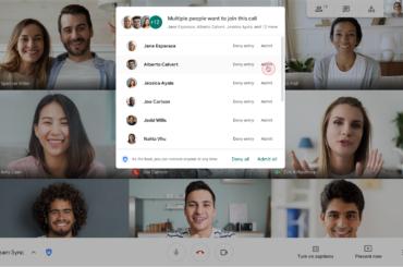 Jak dołączyć wielu uczestników spotkania Google Meet za pomocą jednego kliknięcia