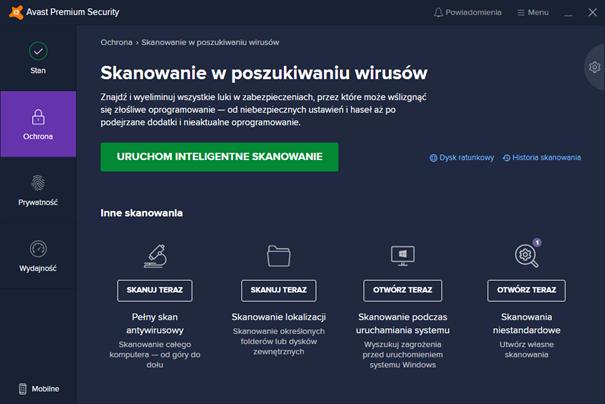 Jak działa Avast Premium Security – ochrona antywirusowa dla domu