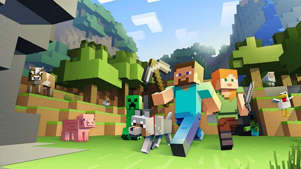 Minecraft - serwer do gry na VPS