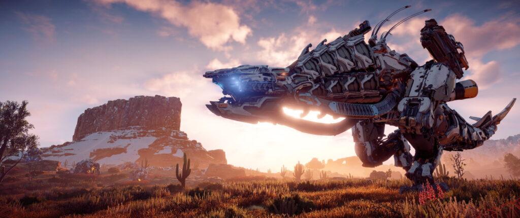 Horizon Zero Dawn na PC