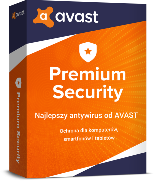 Avast Premium Security na PC z Windows