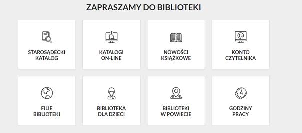 Struktura strony internetowej w standardzie WCAG