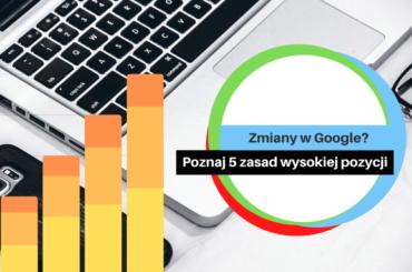 Jak poprawić pozycję strony w Google