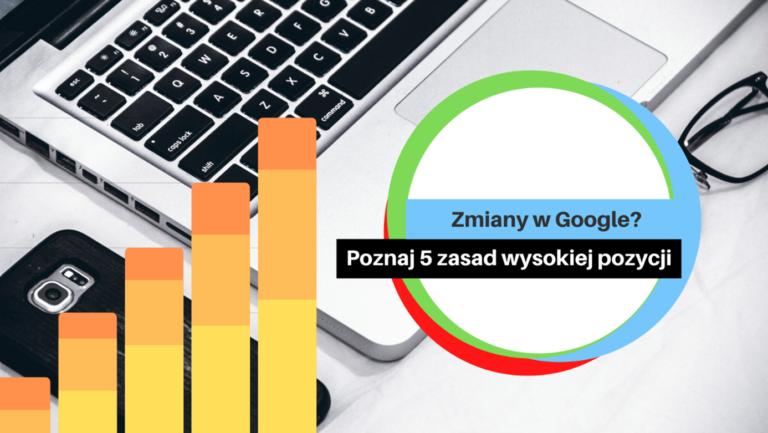 Jak dostać się na pierwszą stronę w Google? – optymalizacja treści w kilku krokach