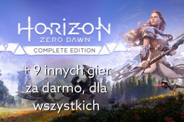 Horizon Zero Dawn za darmo