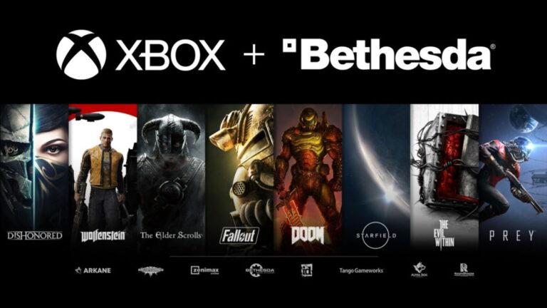 Microsoft kupił ZeniMax. Jakie gry Bethesdy trafią do Xbox Game Pass?