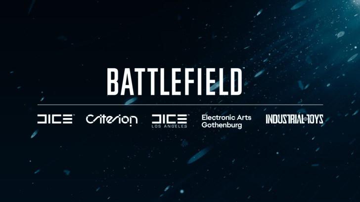 Studia pracujące nad Battlefield 2021
