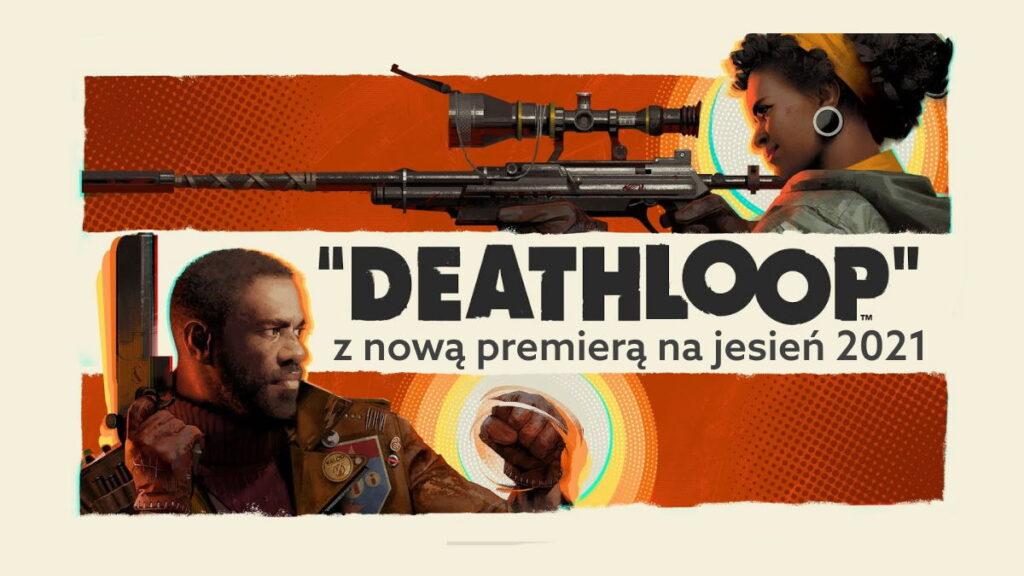 Arkane przesuwa premierę Deathloop